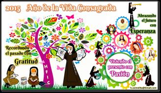 Año de la Vida Consagrada HFIC, Hermanas Franciscanas de la Inmaculada Concepción