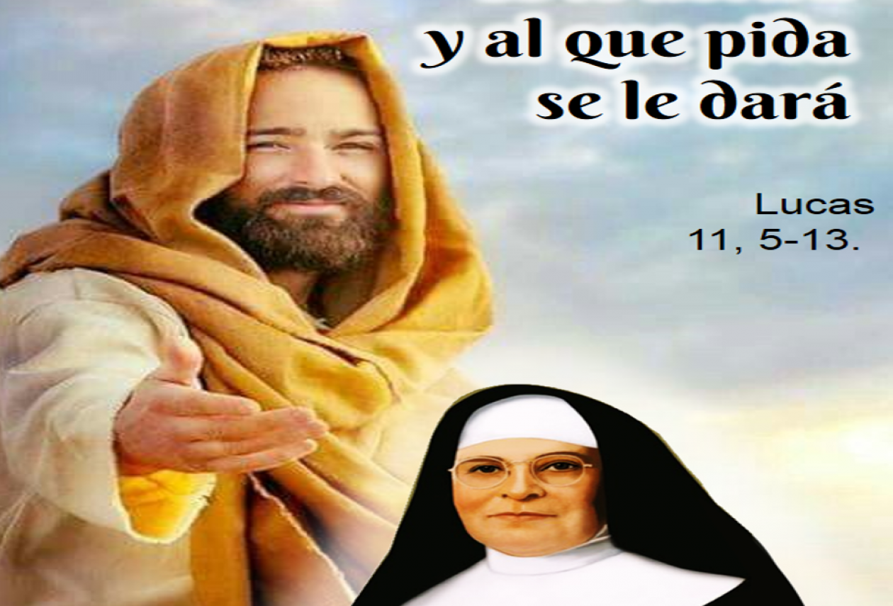 ¡Alabado sea Jesucristo!